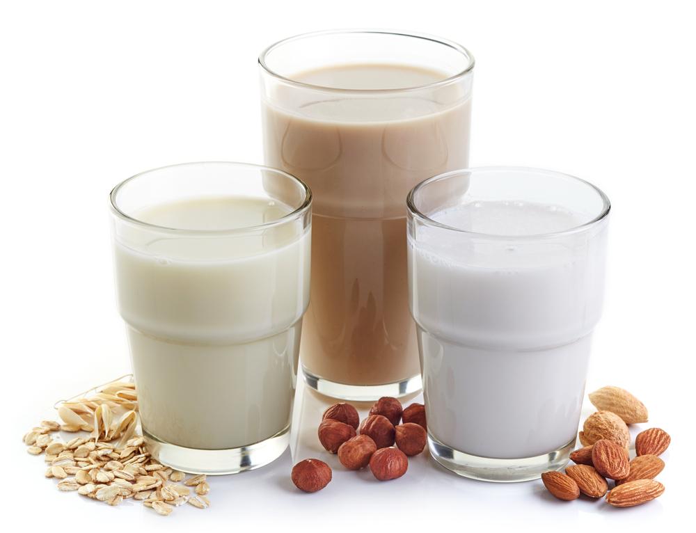 Milk Alternatives…soya, almond, the list goes on