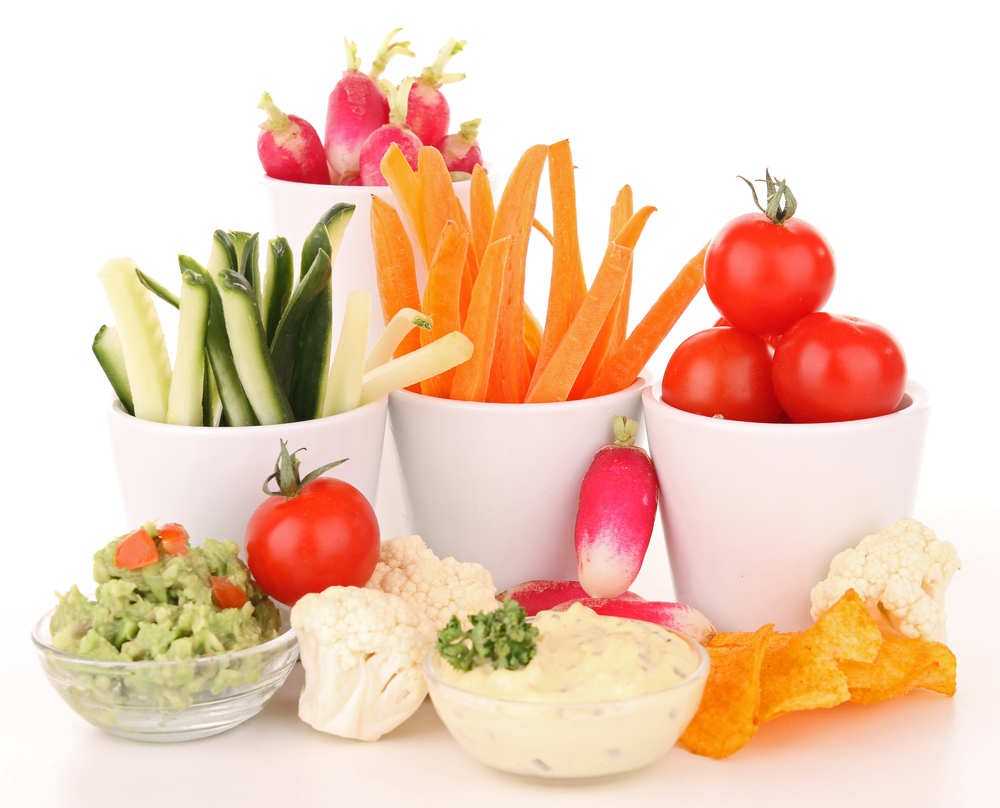 Spring into Summer with Healthy Snacking