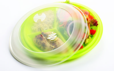 The iPortion Lunchbox