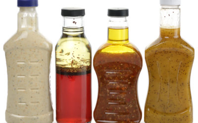 Top 6 Delicious Salad Dressings