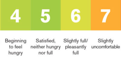 Hunger Scale to Control Hunger