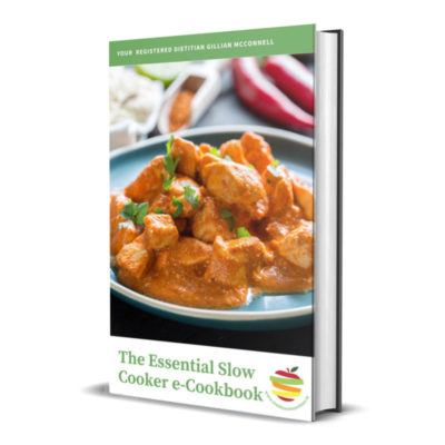 The Essential Slow Cooker e-Cookbook Cover