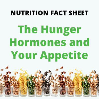The Hunger Hormones and Your Appetite